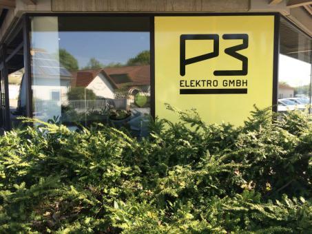 P3-Eröffnungsfeier in Weinheim